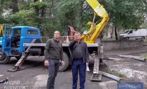 Жителі Кам'янського подякували меру за капітальний ремонт покрівлі
