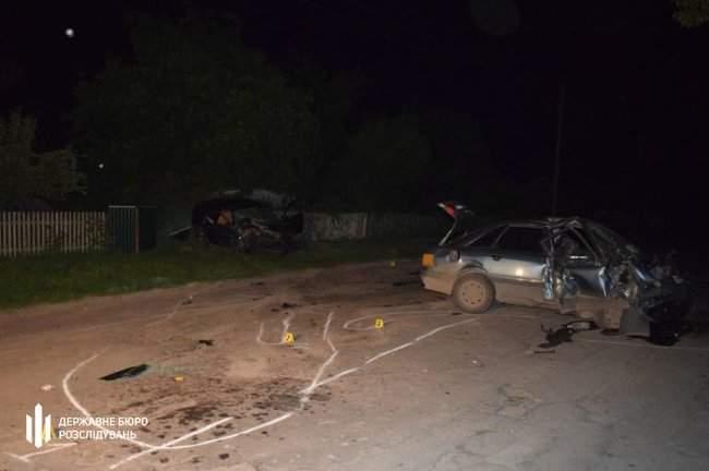 ГБР сообщило о подозрении полицейскому, который по пьяни устроил смертельное ДТП 01