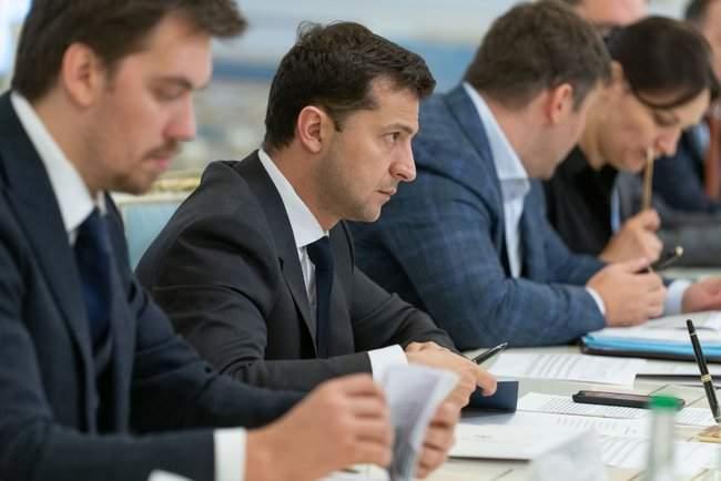 Зеленский провел совещание по определению приоритетов для активизации кредитования в Украине 02