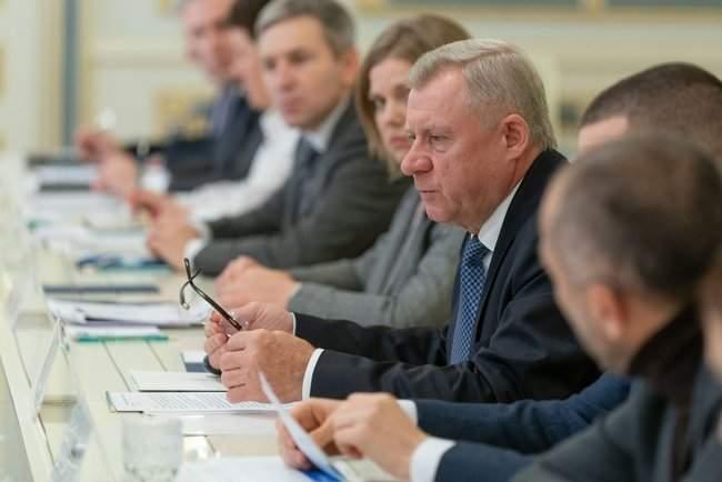 Зеленский провел совещание по определению приоритетов для активизации кредитования в Украине 03