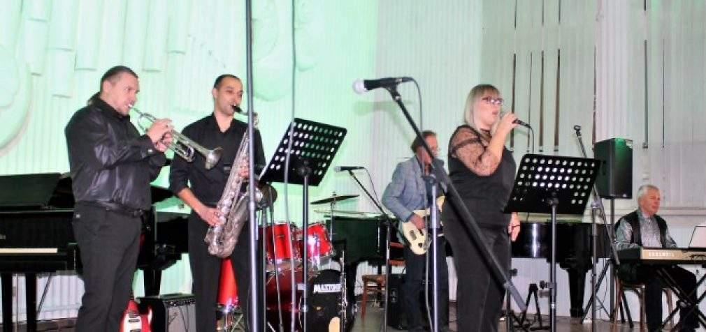 В Кам'янському пройшов фестиваль джазової музики