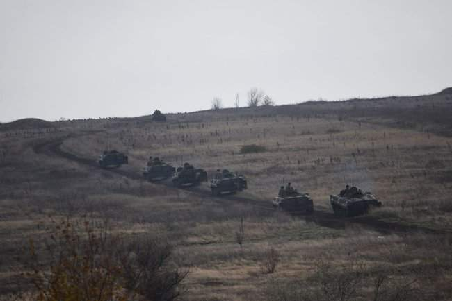 На Николаевщине 57-й ОМБр проводит командно-штабные учения 04