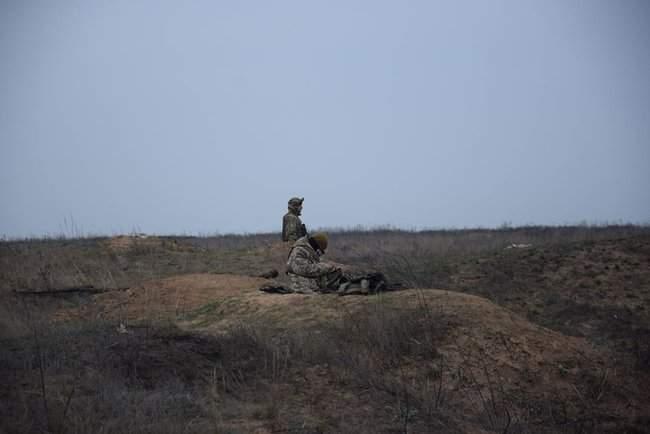 На Николаевщине 57-й ОМБр проводит командно-штабные учения 11