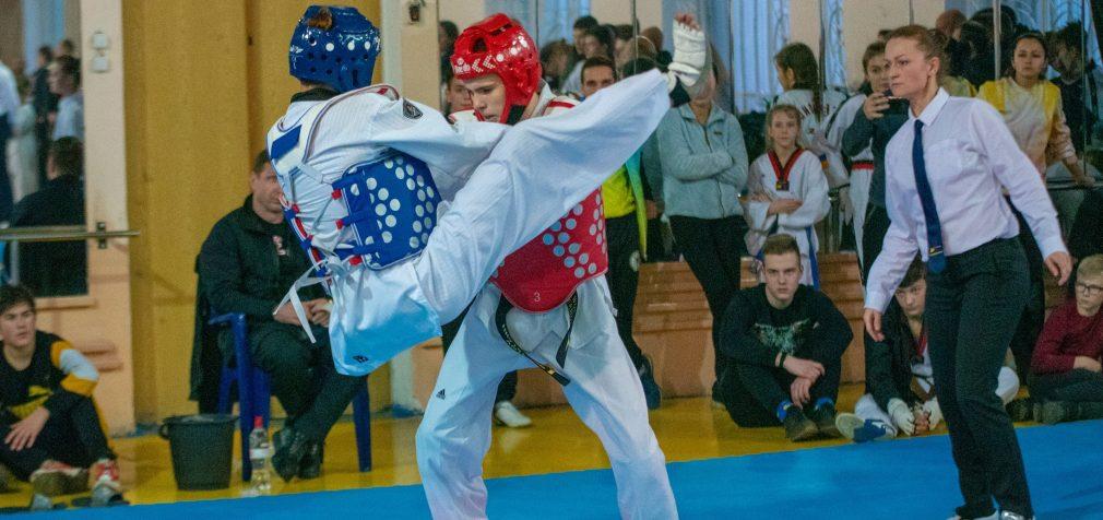 Чемпіонат області з тхеквондо у Кам'янському