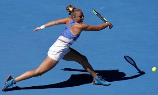 Australian Open: Бондаренко не змогла пробитися до другого кола