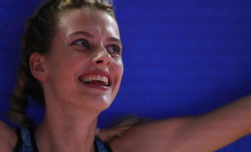 Легка атлетика: Магучіх встановила світовий рекорд серед спортсменів віком до 20 років