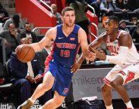 Українець Михайлюк встановив особистий рекорд у НБА