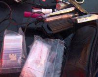 """В Днепре полицейские нашли наркотики у водителя, который был """"под кайфом"""", – ФОТО"""