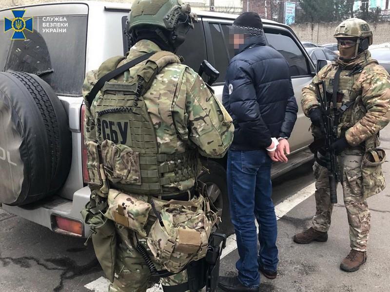 СБУ и спецслужба Грузии предотвратили двойное заказное убийство