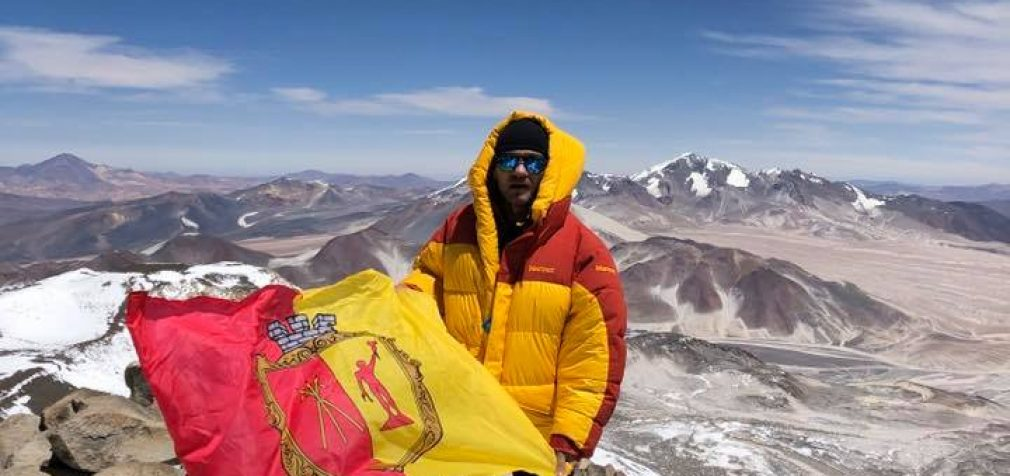 Успішне сходження Дмитра Семеренка