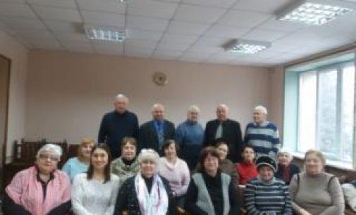 Засідання районної ради ветеранів