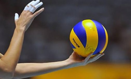 Волейбольні баталії у Кам'янському
