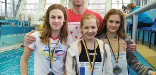 Кам'янські плавці ДЮСШ «Промінь» серед найкращих в Україні