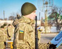 Призов до лав української армії стартував у Кам'янському
