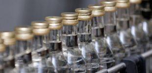 Во Львовской области провели крупнейшую утилизацию алкоголя