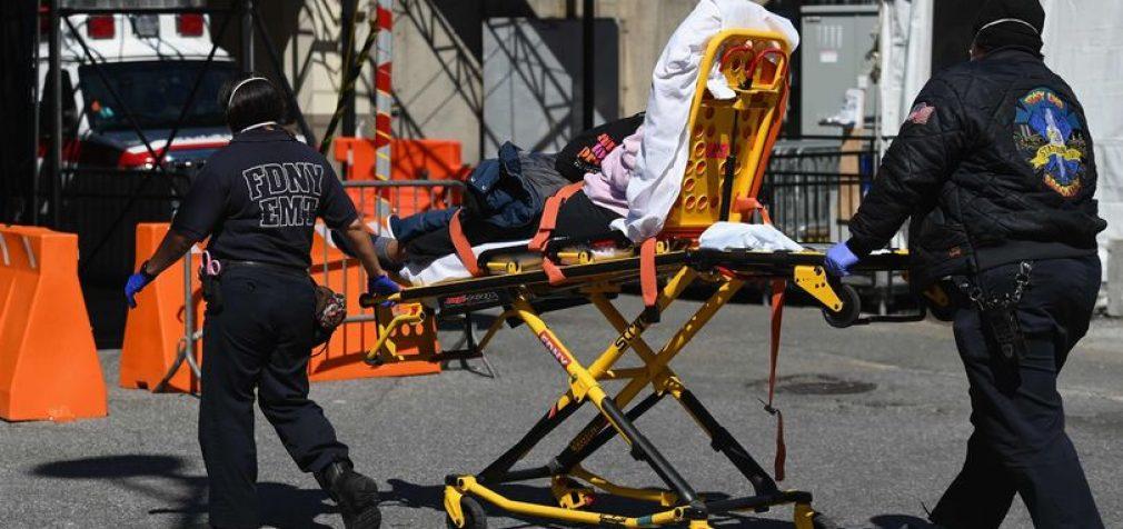 """Врачи прозвали Нью-Йорк """"новой Италией"""": в штате больны уже 46 тысяч"""
