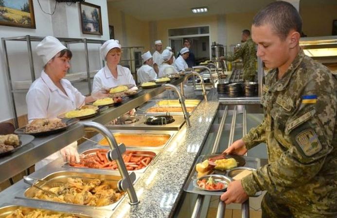 В армии могут возникнуть проблемы с продуктами питания из-за COVID-19