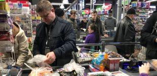 Перевірки магазинів у Кам'янському