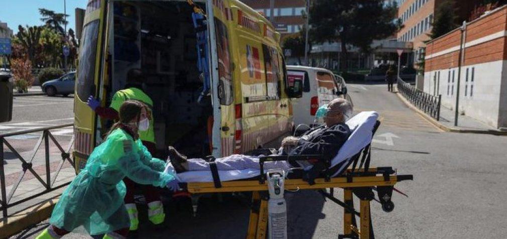 Во Франции коронавирус «косит» жителей домов престарелых