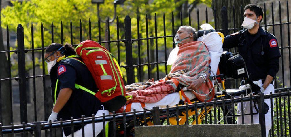 Количество умерших от COVID-19  в мире превысило 200 тысяч