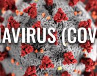 В Днепре зафиксировали новый случай заболевания коронавирусом