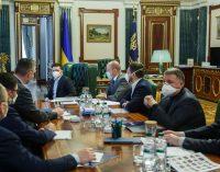 Зеленский пообещал помощь регионам в борьбе с коронавирусом