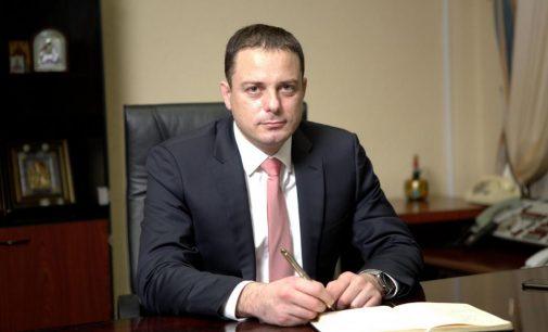 Міський голова Андрій Білоусов вітає банківських працівників Кам'янського з професійним святом