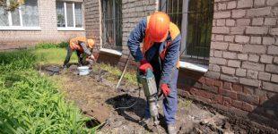 У Кам`янському продовжуються ремонти закладів освіти