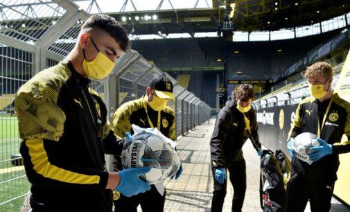 У Німеччині завершиться перший після відновлення змагань тур бундесліги