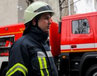В Днепре возник пожар в четырех сараях, – ФОТО