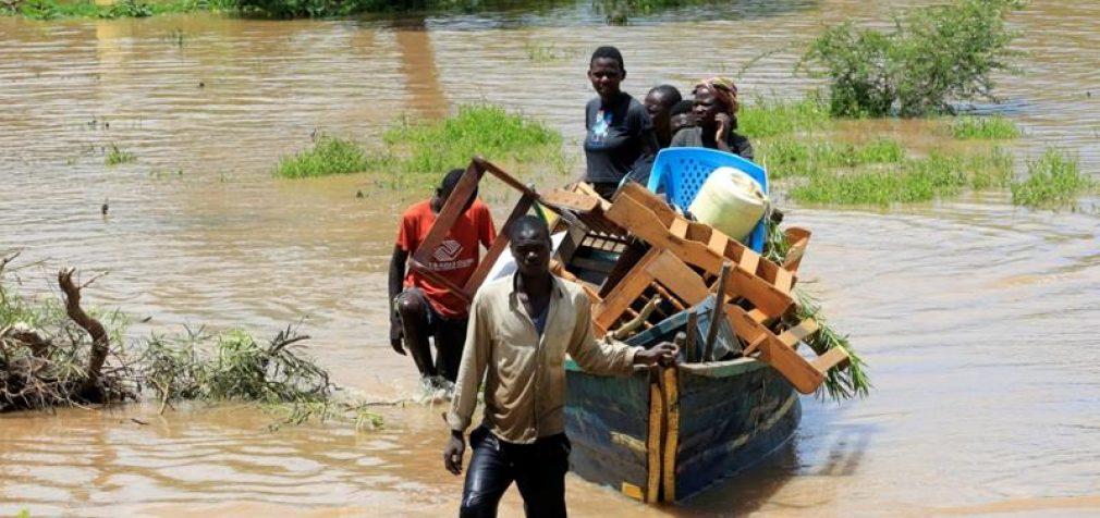 В Кении из-за наводнения погибло около 200 человек