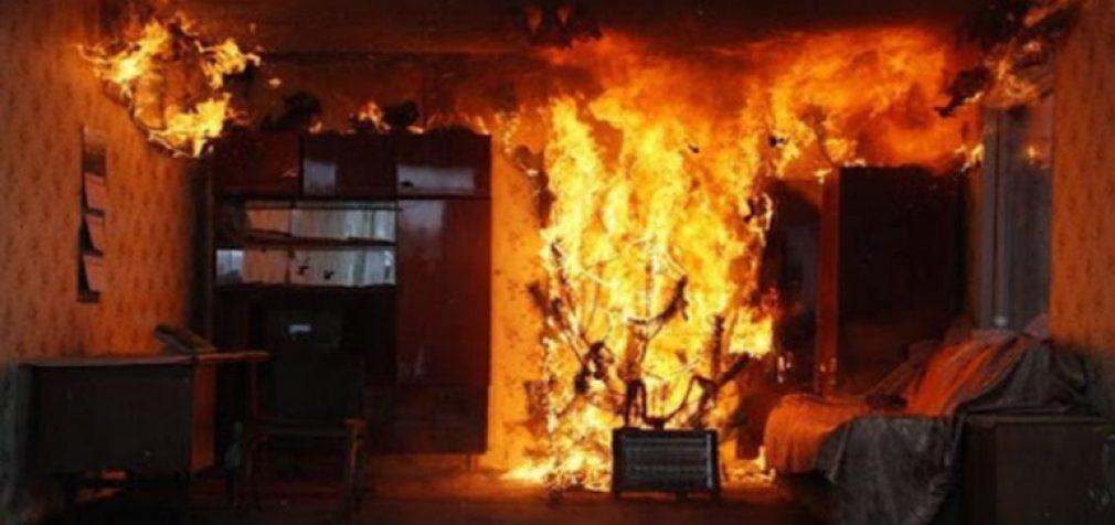 Оперативна нарада у Кам'янському щодо нічної пожежі