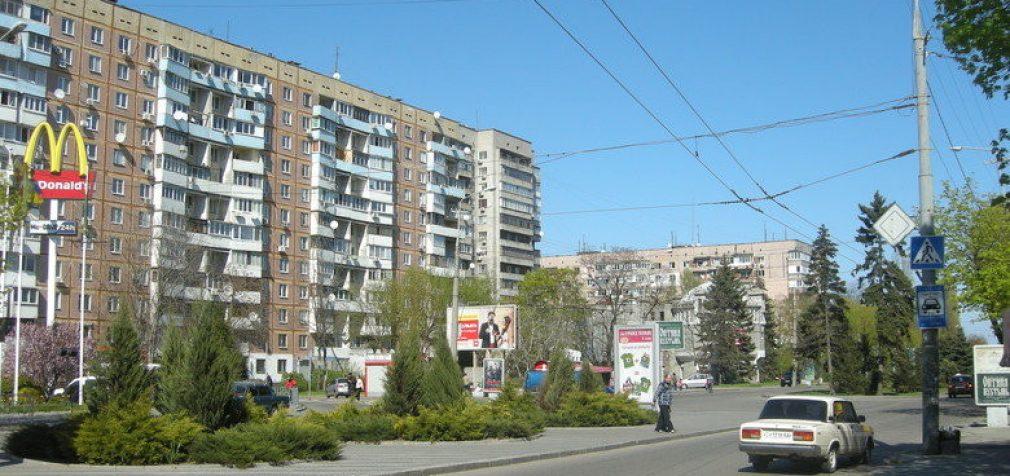 Днепряне просят отремонтировать дорожное покрытие на проспекте Гагарина