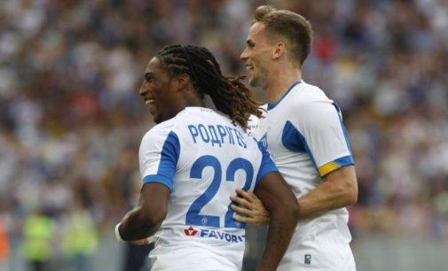 Ліга чемпіонів: «Динамо» зіграло унічию з «Ференцварошем»