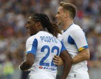 «Динамо» підписало контракти з румуном і бразильцем