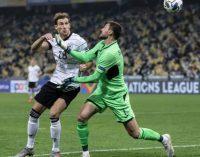 «Ліга націй»: Україна поступилася Німеччині з рахунком 1:2