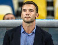Головний тренер збірної України Андрій Шевченко прокоментував перемогу над Іспанією