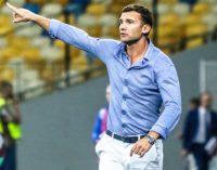 Футбол: Шевченко викликав до збірної нового воротаря