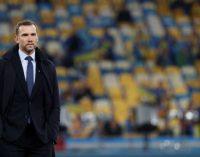 Футбол: збірна України провела перше тренування після повернення з Парижа