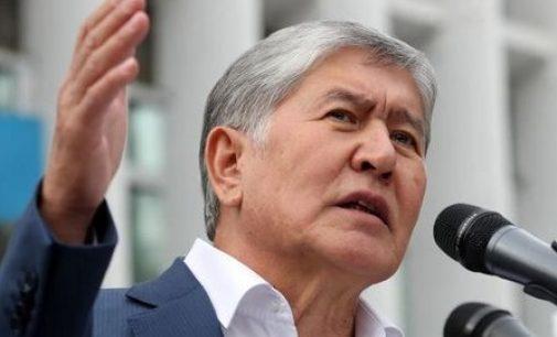 Экс-президент Кыргызстана АлмазбекАтамбаев объявил голодовку