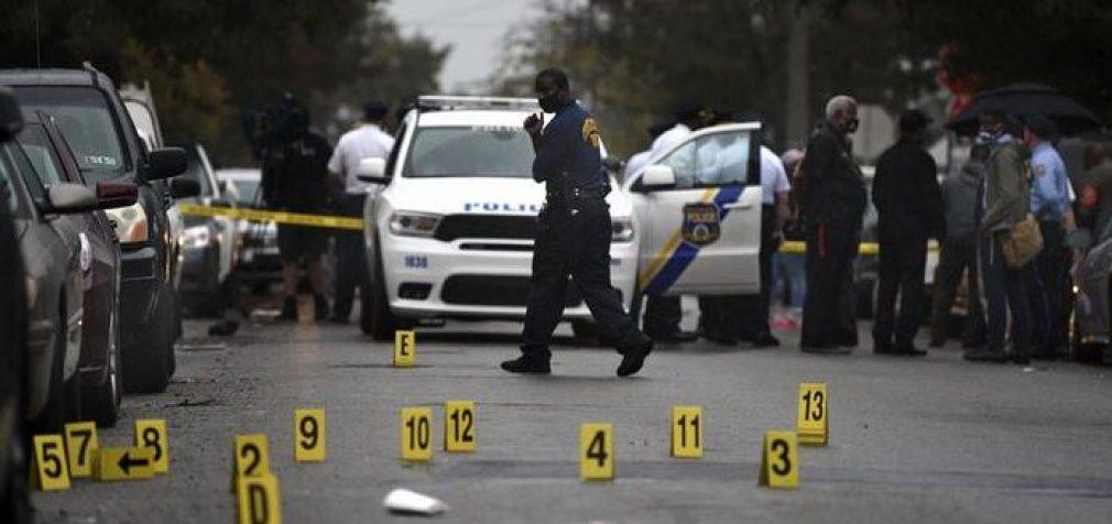 В США снова беспорядки: в Филадельфии убили афроамериканца