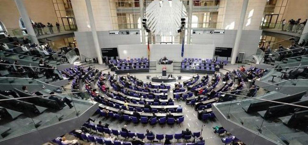 Бундестаг поддержал введение санкций ЕС против Лукашенко