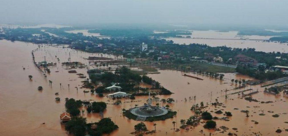 Наводнения в Юго-Восточной Азии: погибли около 40 человек