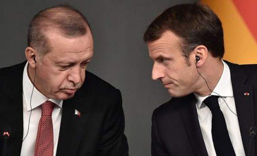 Эрдоган уже второй раз советует Макрону проверить психику