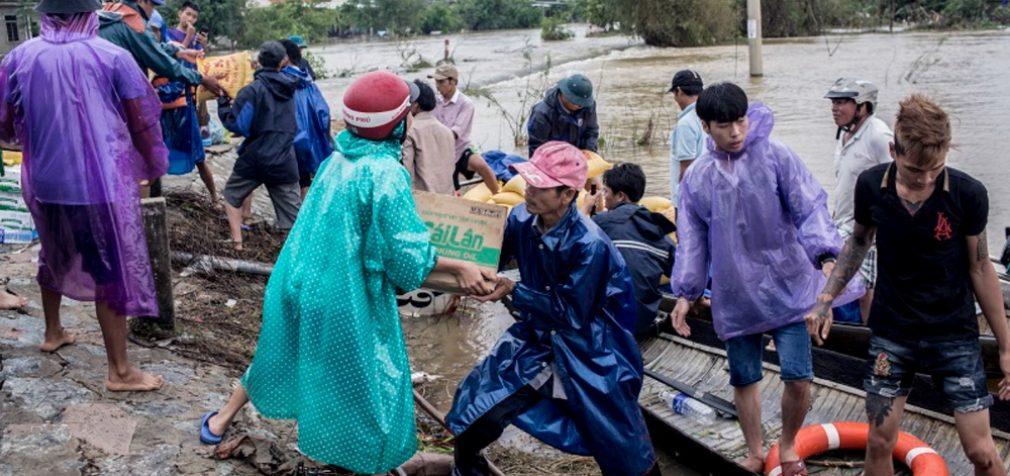 Тайфун «Молаве»: во Вьетнаме эвакуировали около миллиона жителей