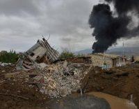 Война в Карабахе: трупы убитых поедают дикие звери