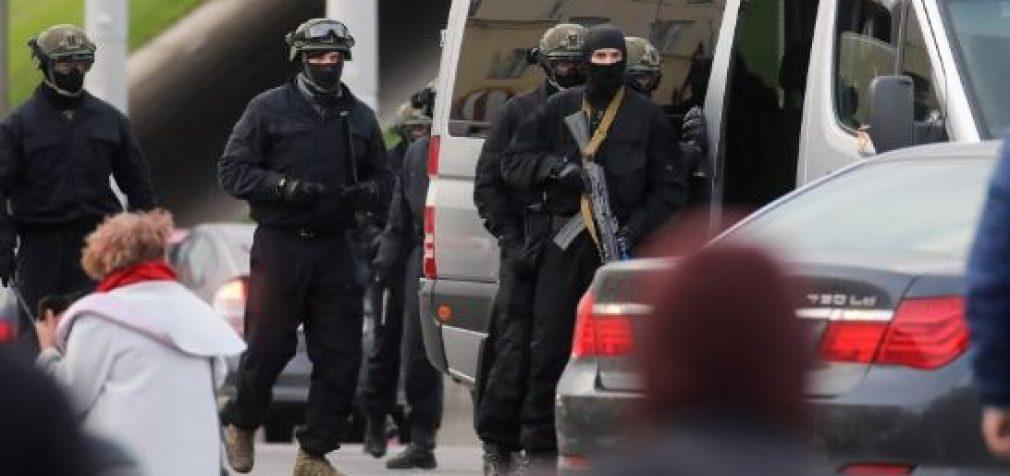 """На """"партизанском"""" марше в Беларуси задержано около 230 человек"""