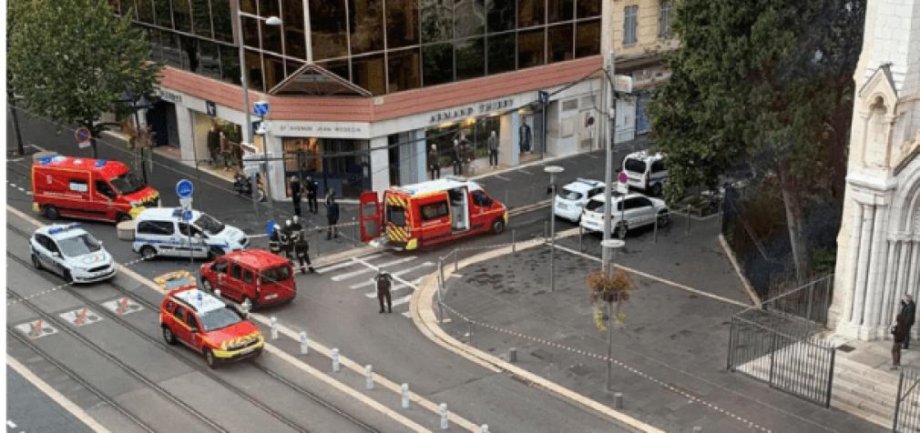 Во Франции за одни сутки – два теракта, есть погибшие