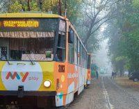Изменения в работе трамвая №1 на 30 и 31 октября