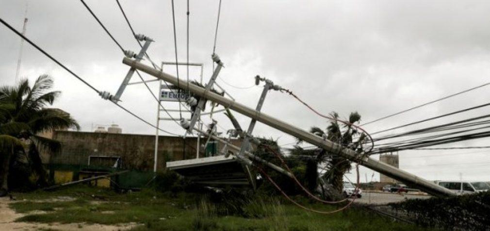 В США из-за урагана без электричества – 600 тысяч человек